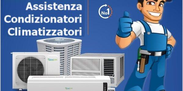 Assistenza Condizionatori Roma