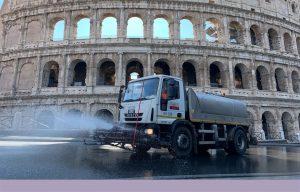 Sanificazione Roma