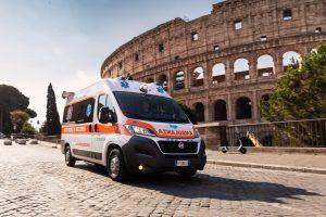 Servizio ambulanza privata Roma