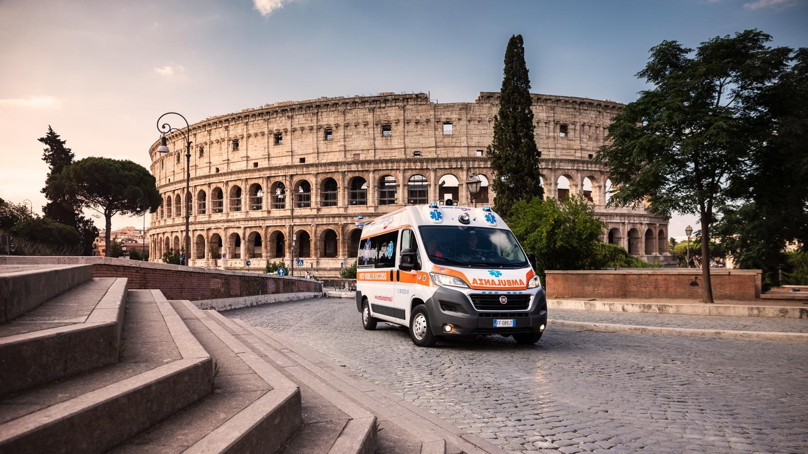Ambulanze private Roma sud